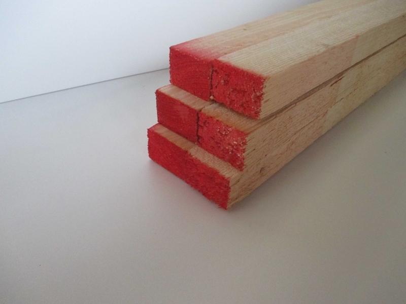 4/6 cm Kreuzrahmen*S10*,getrocknet , roh-F.W. Becker GmbH | Webshop